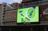 Schermo esterno di colore completo P10 LED per la pubblicità della visualizzazione