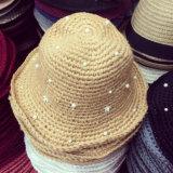 Mode d'hiver de godet de coton Hat Hat