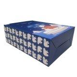 Caixa de papel de luxo para o presente de Natal
