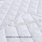 Лидеров продаж алмазного стеганая эластичные полиэстер отель матрасы подушки