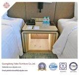 現代寝室セット(YB-YDYDE-1)が付いている木のホテルの家具