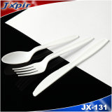 Jx131 처분할 수 있는 플라스틱 식기 PS 칼붙이