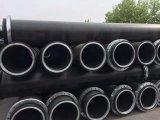La norma ISO4427 Pehd de dragado del tubo de desagüe
