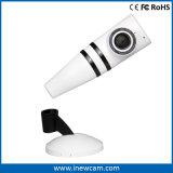 Mini cámara granangular casera elegante del IP de 1080P WiFi con audio