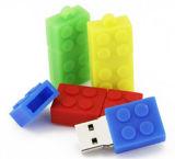 高品質4GB/8GB/16GB/32GB/64GB/フラッシュ駆動機構ブロックのおもちゃUSBのメモリ棒