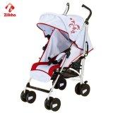 Caminhante ajustável do bebê do espaldar da certificação En1888