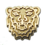 Custom Escudo De Metal dorado Emblema El emblema del Club