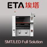 Estêncil SMD de alta velocidade da linha de produção da impressora