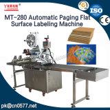 De automatische het Oproepen Vlakke Machine van de Etikettering van de Oppervlakte voor Markeringen (MT-280)