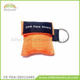 Wegwerf-CPR-medizinisches Gesichts-Schild für im Freien Erste ERSTE HILFE