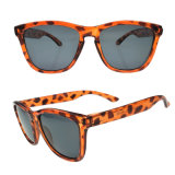 Nueva venida hechos a mano mayoristas UV400 marca personalizada gafas de sol