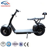 Harley Hydraulic Disc Brake Electric Scooter with This Made in Clouded