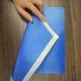 Panno a temperatura elevata rivestito acrilico colorato di Fiberglassfabric del tessuto acrilico della vetroresina fino a 550c