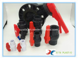 물 공급을%s PVC 공 벨브 (나사 또는 스레드)