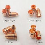 Ugelli/obiettivo/parti/specchi di ceramica per la tagliatrice del laser