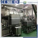 Entièrement automatique de traitement de haute pression/à chaud de machines de remplissage de jus de jus de fruits rinceuse capsuleuse de remplissage d'usine de traitement