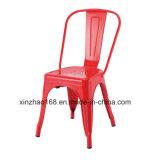 Silla colorida del hotel de la silla del metal del banquete