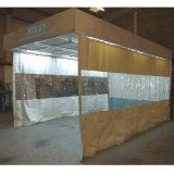 Progettare la stanza per il cliente di smeriglitatura della pittura della stanza automatica del preparato