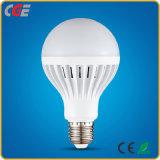Las lámparas LED China Proveedor de plástico de la luz de lámpara LED de ahorro de energía de 5W/7W Bombilla LED LUZ