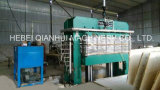 Machine chaude feuilletante de presse pour l'usine de meubles