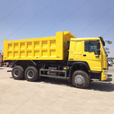 Sinotruk HOWO 3axle 6X4 336/371HPのダンプトラックの残されるか、または右駆動機構