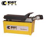 Pompa 2017 di piede idraulica pneumatica di alluminio portatile di Kiet
