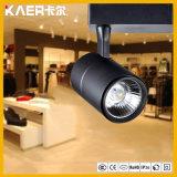 18W lugar ahorro de energía del anuncio publicitario de la luz de la pista del CREE LED