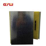 冷蔵室のパネルのための熱絶縁体ポリウレタンサンドイッチパネル
