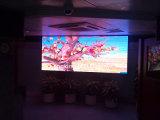 Farbenreiche große LED-Innenbildschirmanzeige, die Vorstand bekanntmacht