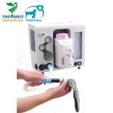 Macchina portatile veterinaria di anestesia dell'animale domestico di Ysav600PV dell'ospedale medico della clinica