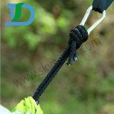 Einzelne Größen-Dschungel-Hängematte mit Moskito-Netz für das Kampieren