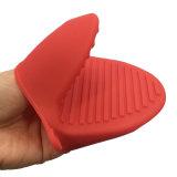 Термостойкий кухонные рукавицы перчатки Non-Slip кухня силикон мини-кухни перчатки