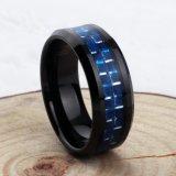 De recentste Ringen van het Carbide van het Wolfram van de Ringen van de Manier van de Juwelen van de Verkoop van het Ontwerp Hete