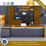 Het beste Verkopende Eenvoudige Bureau van de Vorm van L van het Ontwerp Houten (Hx-8N1236)