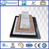 La pierre naturelle Honeycomb panneau composite pour la décoration