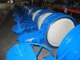 Válvula dura bidirecional DN1200 da selagem do elevado desempenho para o abastecimento de água