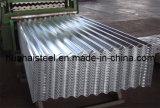 Konkurrenzfähiger Preis-galvanisierter Stahl für Dach runzelte