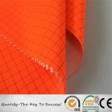 Breathable 유백색 PU 코팅을%s 가진 기능적인 직물 또는 Fabric/En20471 정전기 방지 300d 폴리에스테 옥스포드 입히는 직물
