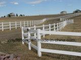 Cerca de carril del rancho de la alta calidad
