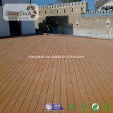 Kein Schwermetallelementwasserdichter Decking-zusammengesetztes Plastikholz