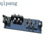 Pequeña barra plana que endereza las máquinas, enderezarse que se endereza del metal y la cortadora