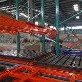 فولاذ مستودع تخزين معدن يدفع ضعف إلى الخلف ينضّد مع [تثنل]