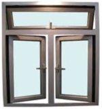 Het Thermische Venster van uitstekende kwaliteit van het Glas van het Aluminium van de Onderbreking Dubbele