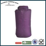 Bolso seco de nylon suave Sh-17090130 del bolso seco del bolso de nylon plegable impermeable al aire libre de 6L 12L24L 36L