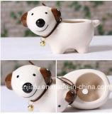 Type animal en céramique Flowerpot pour la décoration à la maison