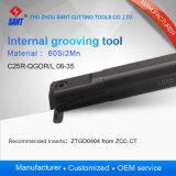 C25R-Qgdr08-35, винторезный станок внутренних и инструментами для выборки пазов