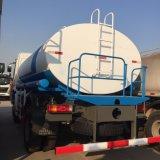 Sinotruk HOWO 6X4 30000liter 30m3 물 유조선 또는 물뿌리개 트럭