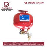 Het in het groot Concurrerende Elektrische Opgeschorte 20-40L Systeem van het Brandblusapparaat hfc-227ea van FM200