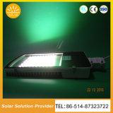 Luzes solares solares pólo do diodo emissor de luz das luzes de rua do poder superior 8m Pólo