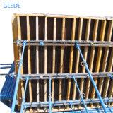 販売のための構築のコンクリートの壁の型枠システム
